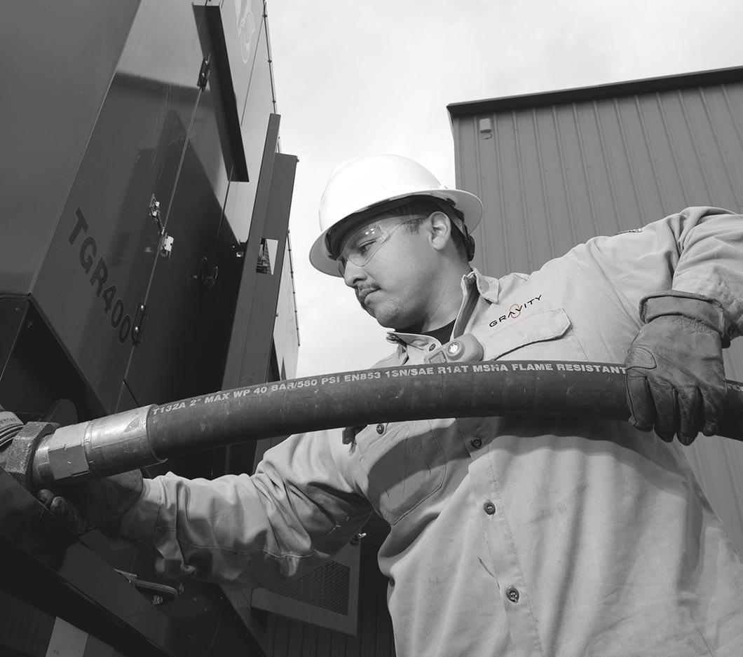 Oilfield Services   Gravity Oilfield…   Gravity Oilfield